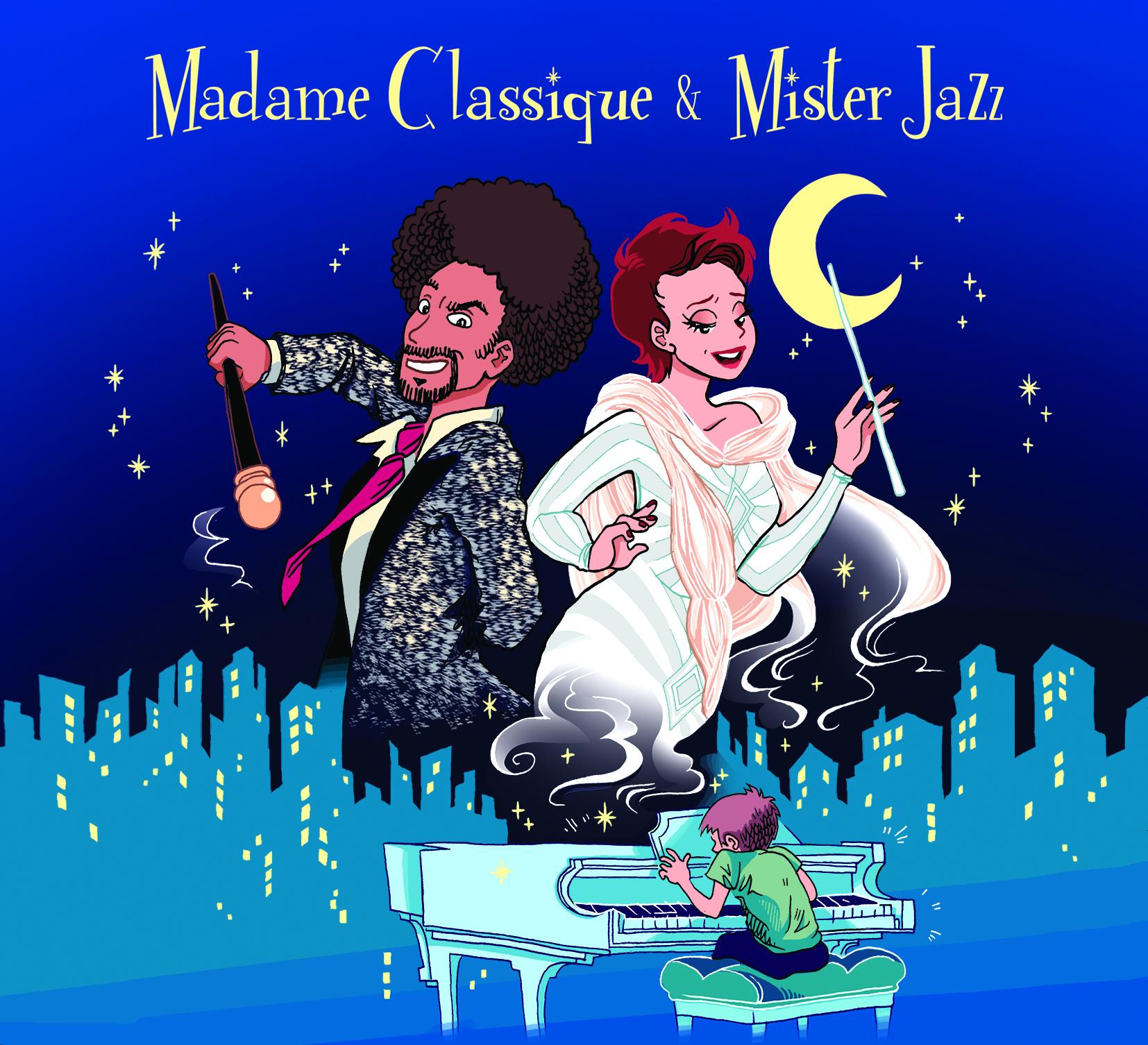 mme classique & mr jazz